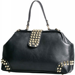 Pierre Cardin Sydney Doctor Bag | Black - KaryKase