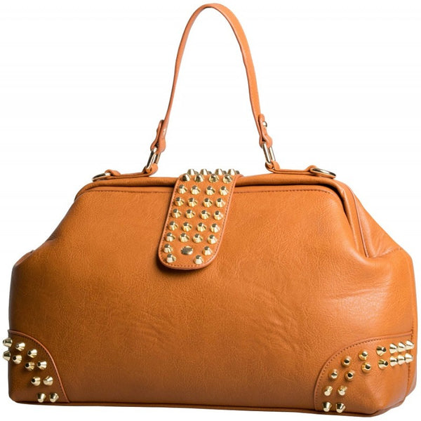 Pierre Cardin Sydney Doctor Bag | Tan - KaryKase