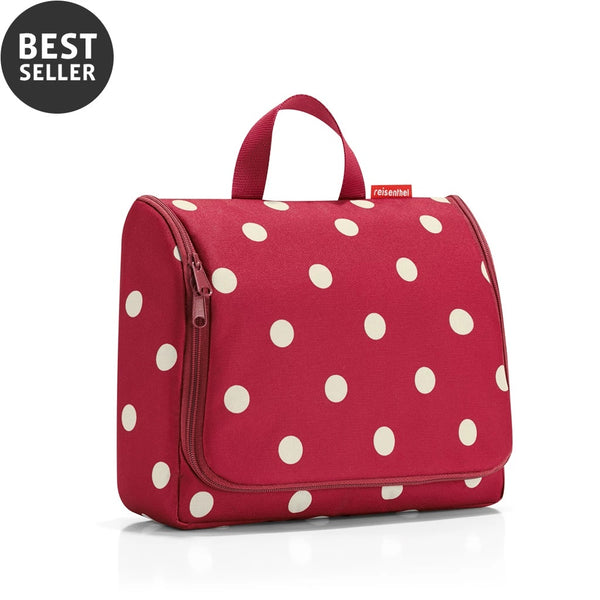 Reisenthel® X-Large Toilet Bag | Ruby Dots - KaryKase