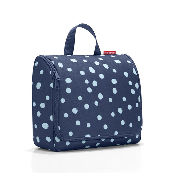 Reisenthel® X-Large Toilet Bag | Spots Navy - KaryKase