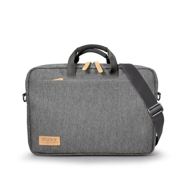 Port Designs Torino 13.3″ Laptop Bag | Grey - KaryKase