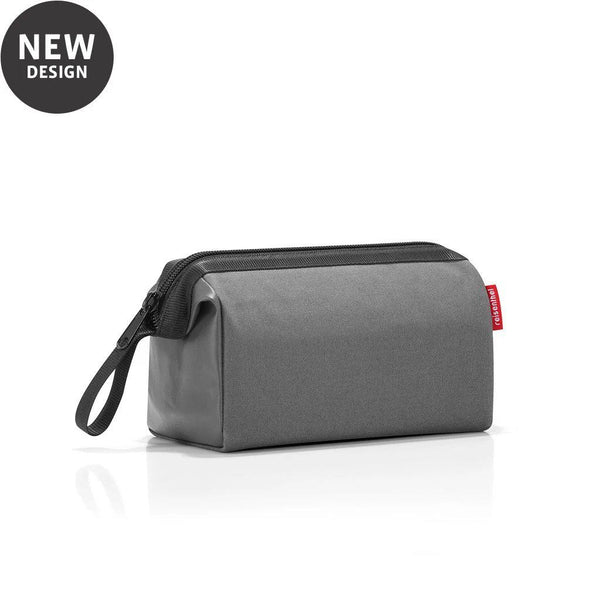 Reisenthel® Travel Cosmetic Bag | Canvas Grey - KaryKase