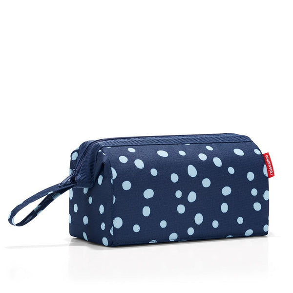 Reisenthel® Travel Cosmetic Bag | Spots Navy - KaryKase