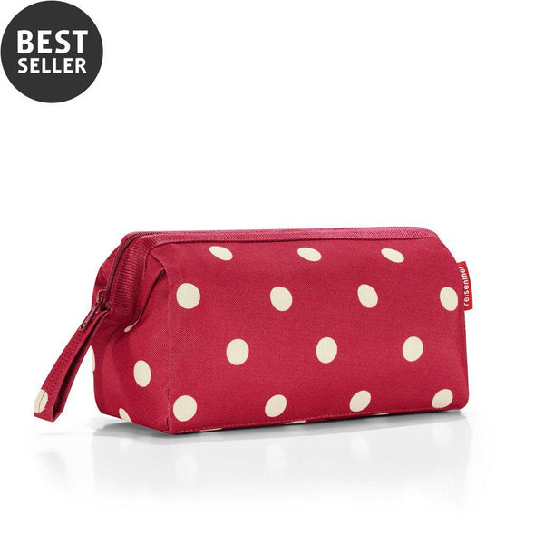 Reisenthel® Travel Cosmetic Bag | Ruby Dots - KaryKase