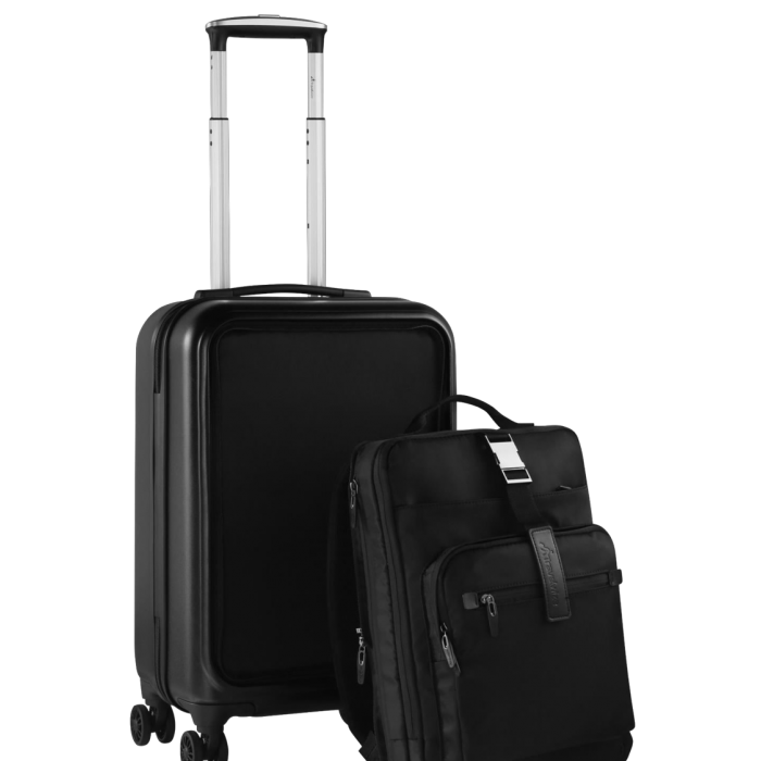 "Travelwize Elon 20"" Cabin Trolley With Detachable Backpack 
