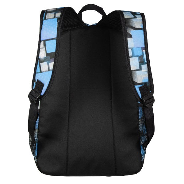 Volkano Two Squared Series Backpack | Blue