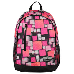 Volkano Two Squared Series Backpack | Pink