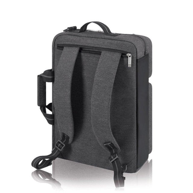 Solo Duane Hybrid Laptop Backpack Briefcase 15.6"