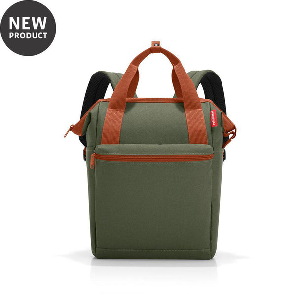 Reisenthel® All-Rounder R Large Backpack | Urban Forest