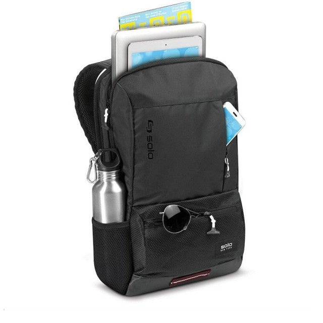 "Solo Draft 15.6"" Laptop Backpack - KaryKase"