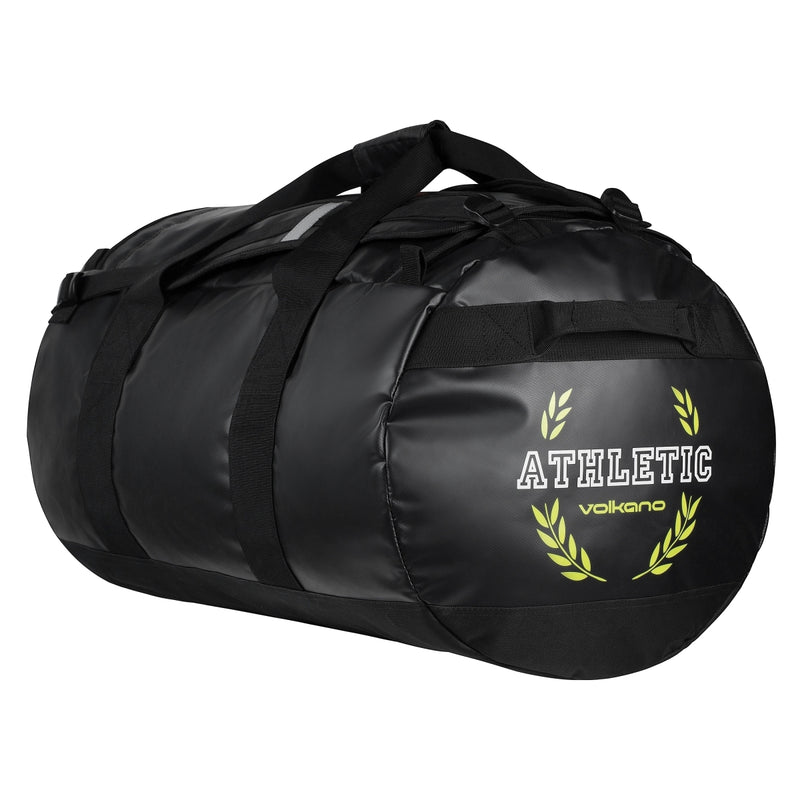 Volkano Athletic 85L Duffel Backpack | Black - KaryKase