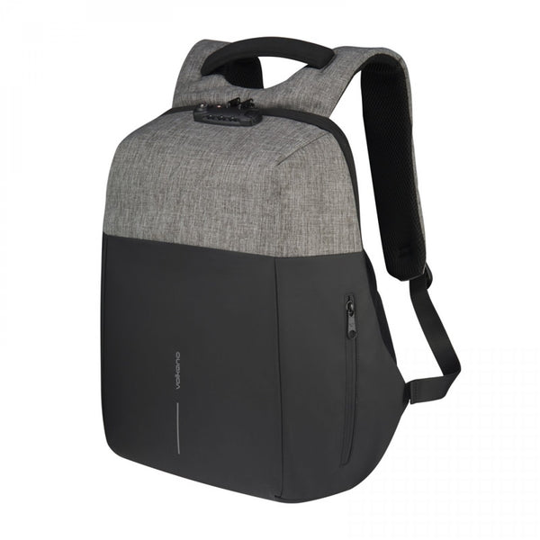 "Volkano Smart Deux 15.6"" Anti-Theft Laptop Backpack 