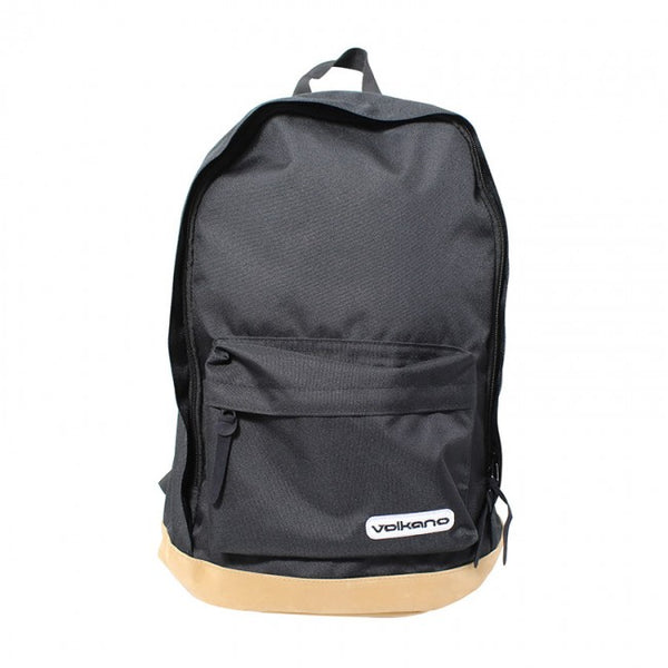 Volkano Scholar Backpack | Black
