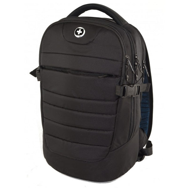 "Swiss Digital Widget 15"" Laptop Backpack 