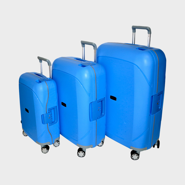 Tosca Guardian 3Pc Trolley Set | Blue