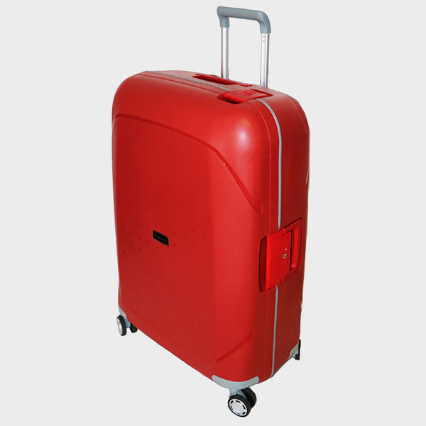 Tosca Guardian 75cm Large Trolley | Red - KaryKase