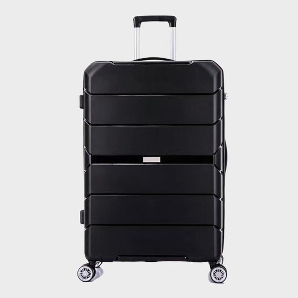 Tosca Rogue 75cm Large Trolley | Black - KaryKase