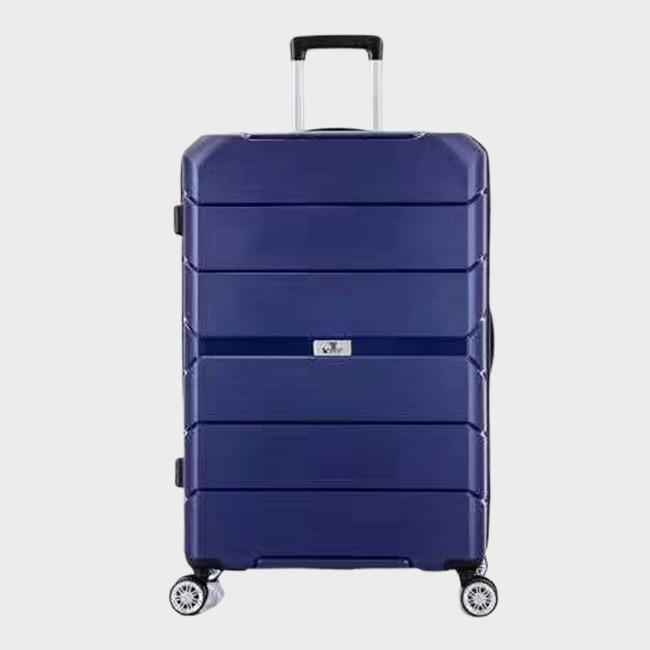 Tosca Rogue 75cm Large Trolley | Navy - KaryKase