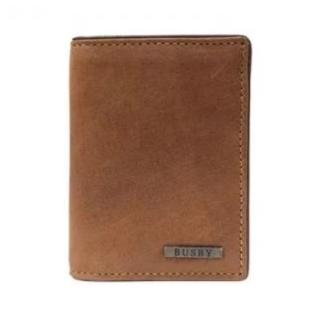 Busby Leather Zulu Trifold | Brown - KaryKase