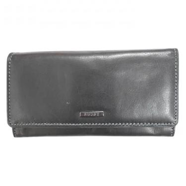 Busby Leather Zulu card Sleeve | Brown
