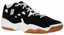 Load image into Gallery viewer, Prince NFS Indoor II Court UNISEX Shoes, Black / White