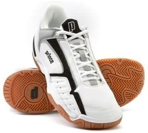 Prince NFS Indoor IV Men's Multi Court Shoes, White / Black / Grey