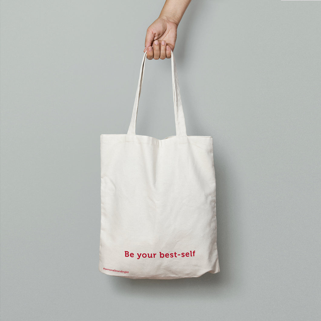 Shopping bag - Be your best-self