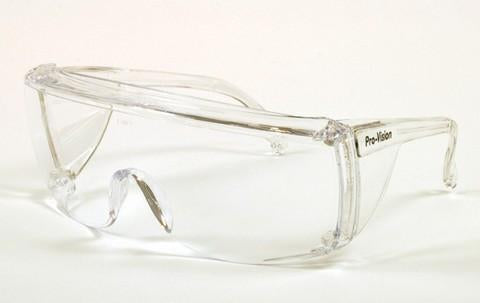 PAL3556C - ProVision® End-Fog Eyewear, Clear Frame and Lens
