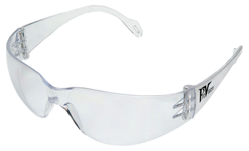 PAL3601C - ProVision® Econo Wraps™ Eyewear, Clear Frame and Lens