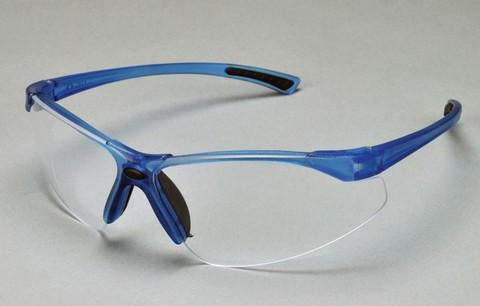 PAL3711C - ProVision® Tech Specs™ Eyewear, Blue Frame, Clear Lens