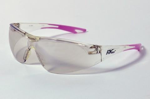 PAL3760CP - ProVision® Chic™ Eyewear, Clear Frame w/Pink Tips, Clear Lens