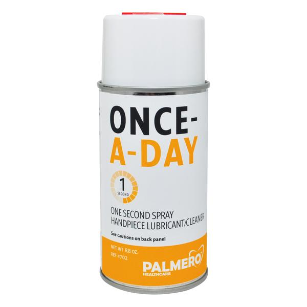 PAL0702 - Once-A-Day 1-Second Spray Lubricant / Cleaner, 8.8 oz