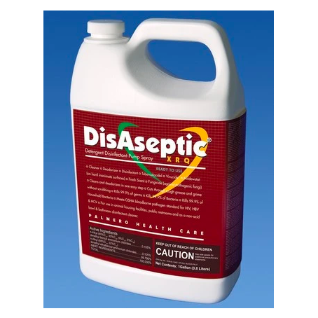 PAL3504 - DisAseptic XRQ Bulk Refill, 1 gallon