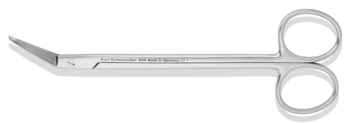SCI0904 - Suture Scissors #904, Angled, 16cm
