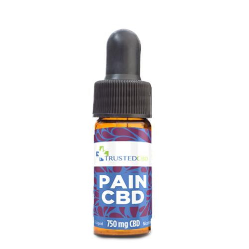 CBD Pain Oil: 750 mg of CBD in a 30 ml bottle