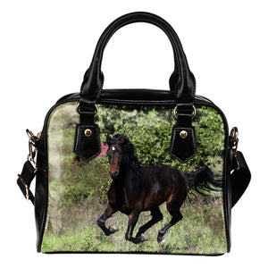 Grass Galloping Handbag