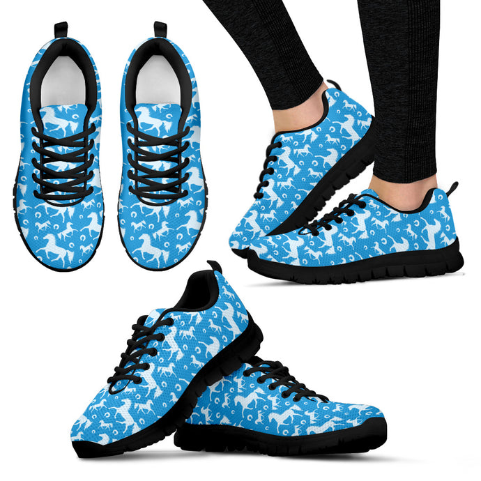 Blue Horse Runners Women's Sneakers