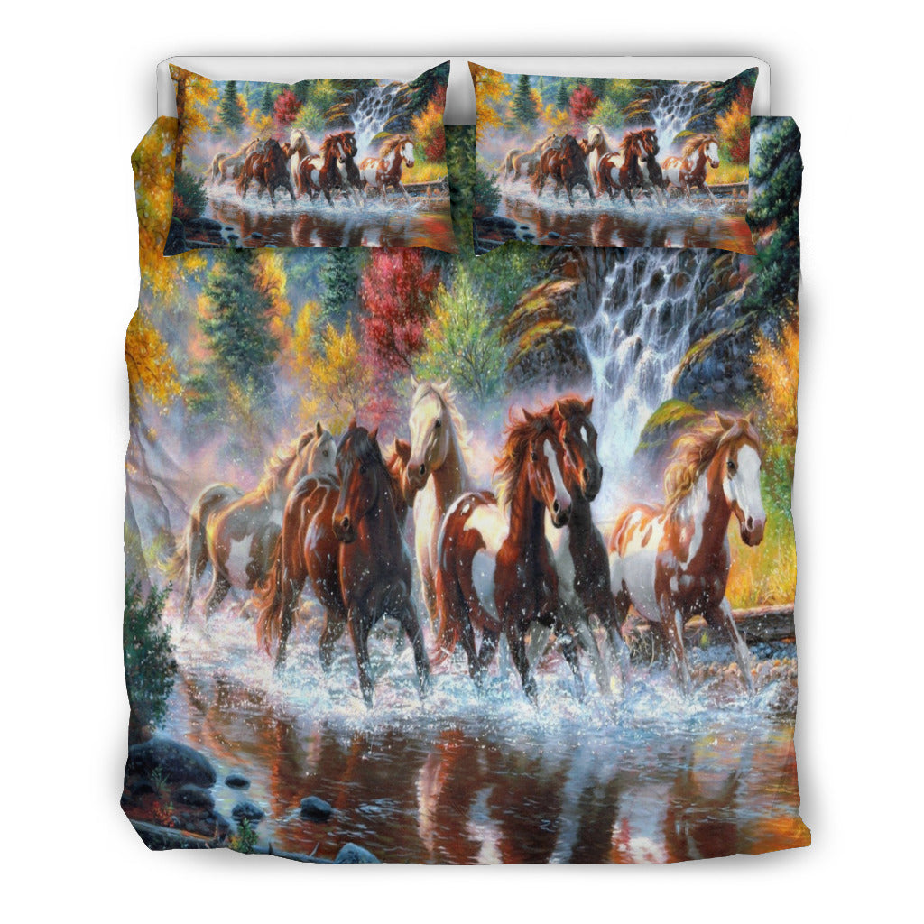 River Wild Runners Bedding Set