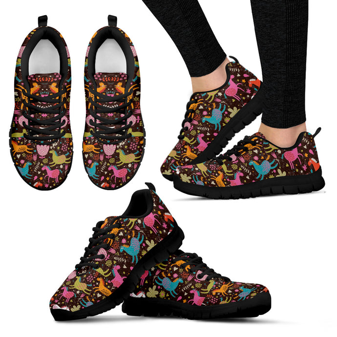 Happy Horses Women's Sneakers