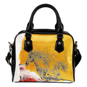 Yellow Runner Handbag
