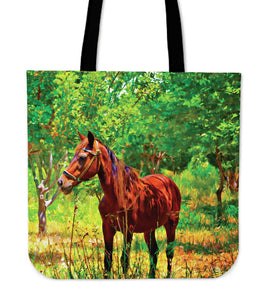 At The Forest Tote Bag