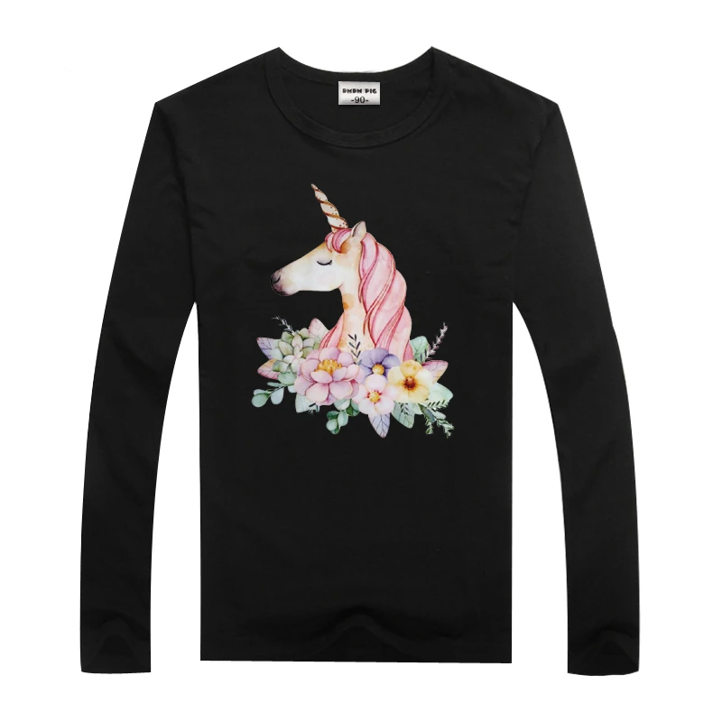Kid's Unicorn Long Sleeve Shirt