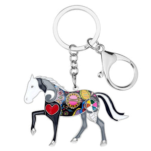 Handbag Unicorn Keychain