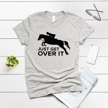 Just Get It Over Shirt
