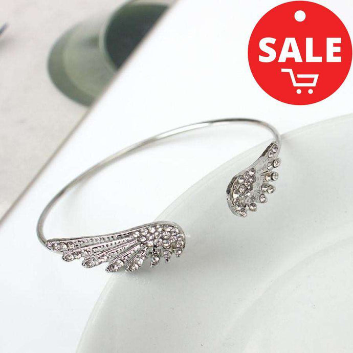 Ancient Angel Wings Bracelet - American Horse