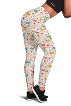 Horses with Flowers Leggings