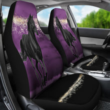 Purple Dusk Car Seat Covers