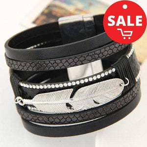 Native Feather Bracelet (6 Variants) - American Horse
