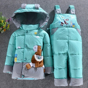 Beautiful Suit For Horse-Lovers Kids