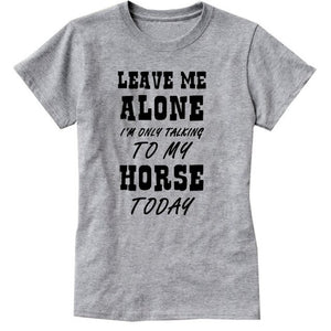 Leave Me Alone Shirt